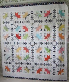 Love the movement in this quilt
