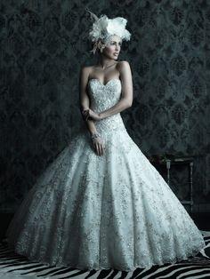 Allure Bridals: Style: C225