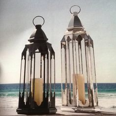 Moroccan Lanterns - Restoration Hardware