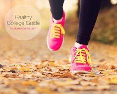 Healthy College Guide by Lauren Conrad