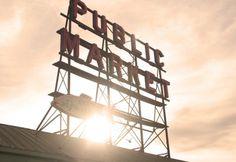 Pike Place Market   Seattle, WA