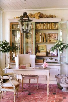 """AHA!!! Finally, there's a name for it...this is my style...""""Patina Style"""" as defined by a couple of brilliant designers/architects from California...I love every little thing on this page, every little thing (and the big things too, of course)."""