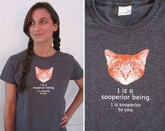 Squirrel Den Studio - I need this shirt.