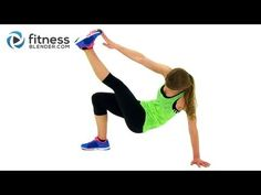 15 Minute At Home Bodyweight Cardio Interval Workout - Sweat Like You Mean It