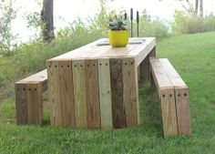 Wood Boards Picnic