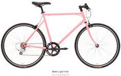 Tokyobike Sport 9S - light pink...