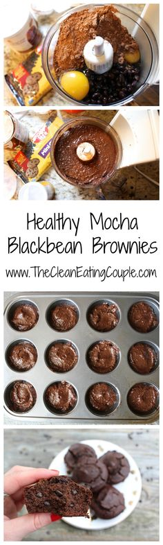 Healthy Mocha Browni