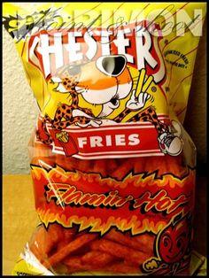 Hot Fries!!! lent