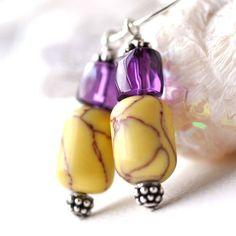 LSU earrings!