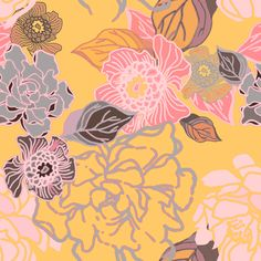 Jungle Spring fabric by art_is_us on Spoonflower - custom fabric