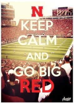 Go Big Red! #nebraska
