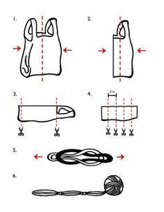 Tutorial bolsa de plástico