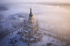 St. Petersburg From Above - In Focus - The Atlantic