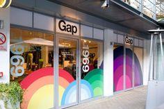 Gap London Pop-up Shop