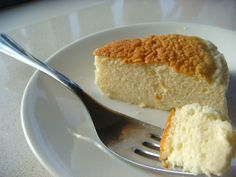 Japanese Cheesecake-try in a loaf pan
