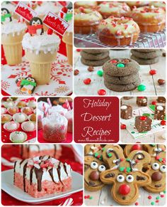 Holiday Dessert Recipes 2013 by The Sweet Chick