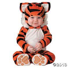 Tiger Tot Toddler Kids Costume