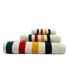 Pendleton Glacier National Park Bath Towels