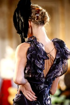 John Galliano, Autumn/Winter 2011,   Ready-to-Wear