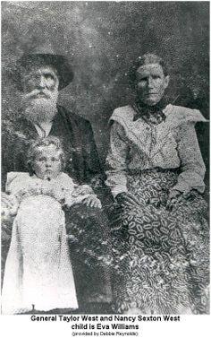 West Family Scott County TN