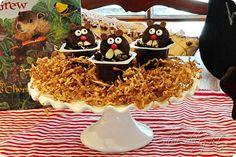 Punxsutawney Pudding Cups