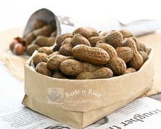 I LOVE boiled peanuts!