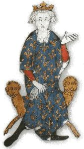 Phillip Capet IV King of France
