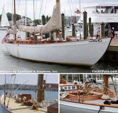 Manitou yacht