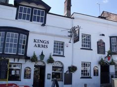 Kings Arms - Trinity Road, Weymouth Harbour by ell brown, via Flickr