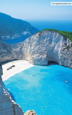 Zakynthos, Greece - this place is never too far from our minds on cold, wet english winter's day! #bookit