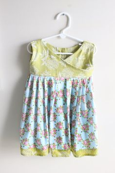 super cute little girl dress tutorial