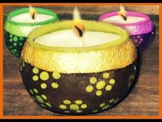 MANUALIDADES ❆ VELAS CON CÁSCARA DE NARANJA DECORATIVAS POR GEORGIO . orange peel candle DIY - YouTube