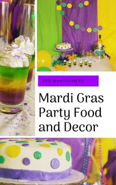 Mardi Gras Party Dec
