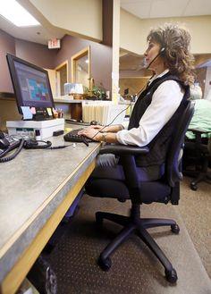 Proper ergonomics can enhance the workplace (Grand Forks Herald)