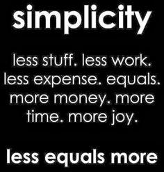 Lisa Mende Design: Simplify Your Life