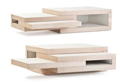 REK coffee table by Reinier de Jong.