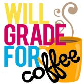 Will Grade for Coffee....her link up page for 6th grade blogs