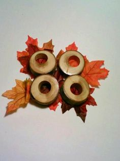 Napkin Ring Napkin Holder Rustic Decor by DeerwoodCreekGifts, $10.00