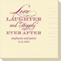 Love Laughter Ever A