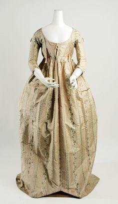 Dress  Date: 1796–99