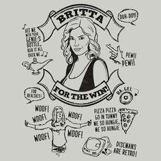 Britta Perry