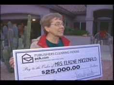 Publishers Clearing House Prize Patrol Visits Tucson, AZ clear hous