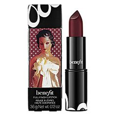 Espionage full-finish lipstick by benefit cosmetics
