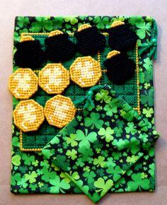 Tic-Tac-Toe Game - Irish Gold