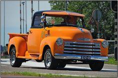 1949 Chevrolet 3100 Pick-Up.