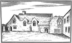 Cumnor Place, the country manor house where Amy died. She had not seen her husband very often in the preceding year.