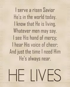 Christ Jesus lives   https://www.facebook.com/photo.php?fbid=10151777466916718