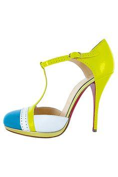 Christian Louboutin - Women's Shoes - 2013 Spring-Summer #dental #poker
