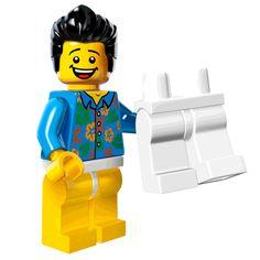 Keep your pants on!  #lego #movie #minifigures   #FiveBelow