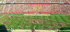 The band did something special for Cy's 60th #ISUCFVMB #LoyalForeverTrue